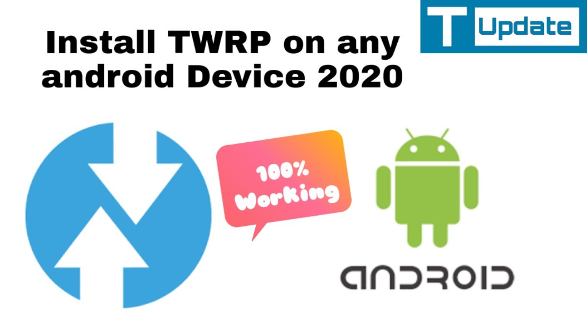 Install TWRP android Device