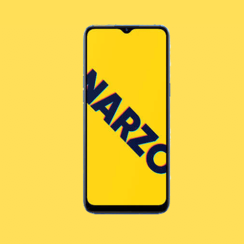 TWRP ON REALME NARZO 10