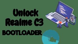 unlock realme c3 bootloader