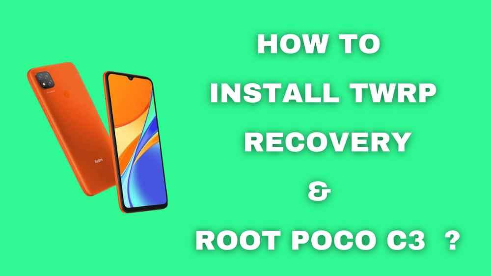 Root Poco C3