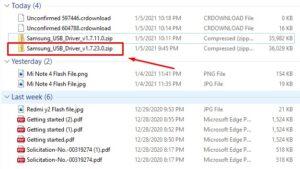 Download Latest Samsung USB Driver